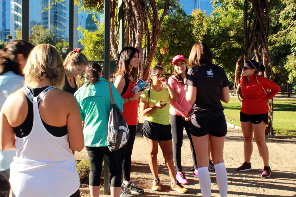 Encuentro Mujeres que Correr + Ladyrun