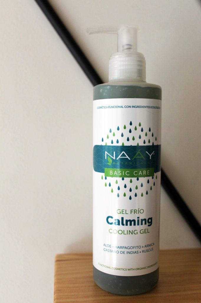 Gel Frio Calming de Naay