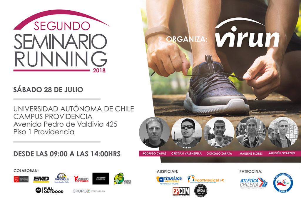 seminario de running