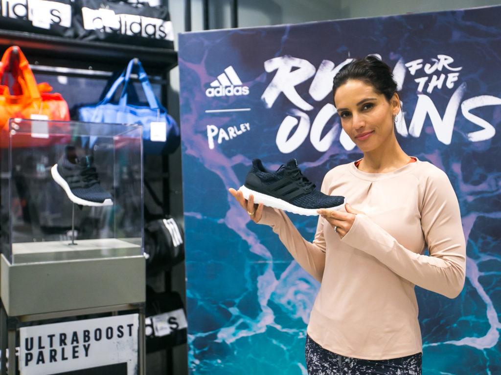 Parley + Adidas