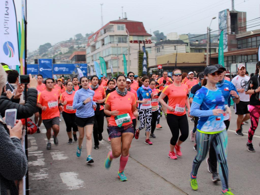 Maratón de Viña 2018