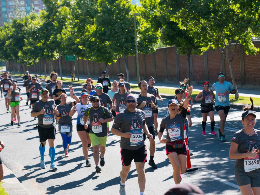 Adidas Rock´n´Roll Marathon Santiago 2019