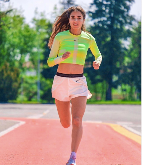 THE FITNESS JOGGER