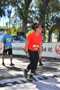 primer maratón
