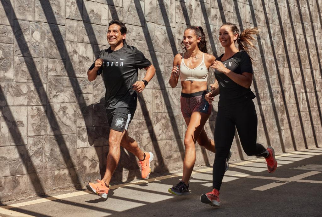 Nike Run Club Santiago, abre sus inscripciones