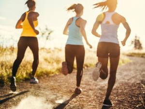 cómo aterrizar al correr