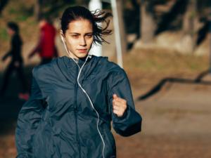 Mujeres corredoras