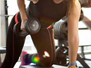 entrenar los músculos por parejas