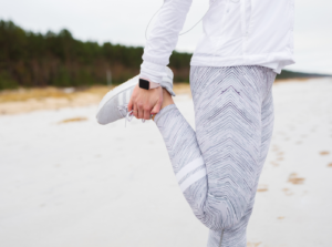 poleras y calzas de running